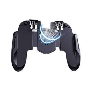 スマホ ゲームクーラー コントローラー クリップホルダー ブラック 冷却 熱対策|akibaoo