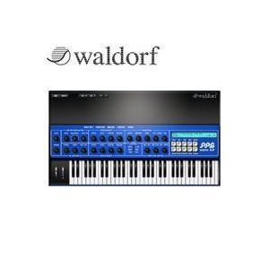 ソフトウェアシンセサイザー PPG WAVE 3.V|akibaoo