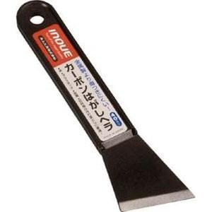 【メール便選択可】井上工具 17041 カーボンはがしヘラ 40mm|akibaoo