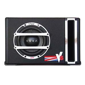 ヴァイブオーディオ CVENC6S-V4 16.5cm 2Ω DVC サブウーファー搭載 ウーファーBOX 国内正規輸入品 VIBE AUDIO|akibaoo