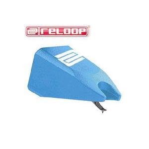 シェル一体型カートリッジ用交換針 Stylus Blue|akibaoo