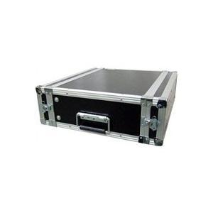 アルモア ARMOR FRP製ラックケース 3U-D360/BK|akibaoo