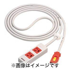ハーネスOAタップ 抜止ランプ 3m レッド WFA66327R|akibaoo