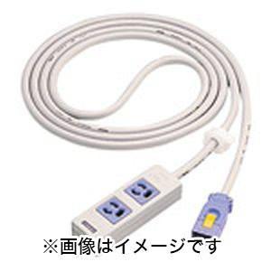 ハーネスOAタップ 抜止ランプ 3m パープル WFA66327V|akibaoo