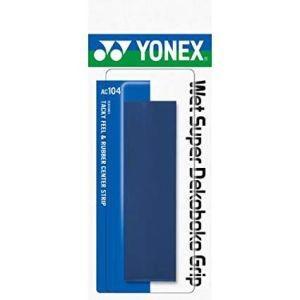 ヨネックス YONEX ウェットスーパーデコボコグリップ(1本入) AC104 ブルー|akibaoo