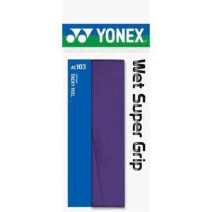ヨネックス YONEX ウェットスーパーグリップ AC103 パープル|akibaoo