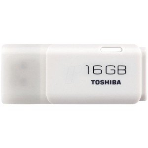 【メール便選択可】東芝 USBメモリ 16GB THN-U202W0160A4 USB2.0対応