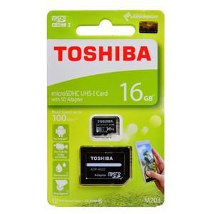 【microSDHC 16GB】【UHS-I】【Class10】THN-M203K0160A2|akibaoo