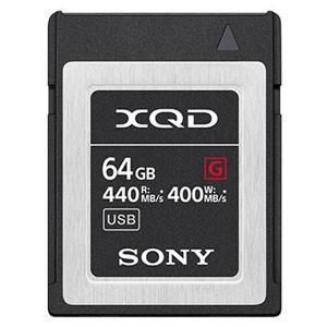 【メール便選択可】ソニー XQDカード 64GB QD-G64F|akibaoo