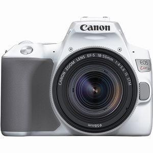 キヤノン Canon EOS Kiss X10 EF-S18-55 IS STM レンズキット ホワイト|akibaoo