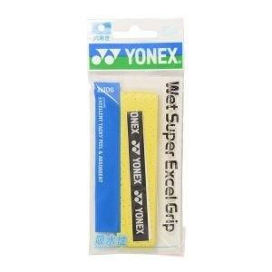 ヨネックス YONEX ウェットスーパーエクセルグリップ AC106 440 シトラスイエロー|akibaoo
