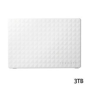 外付けハードディスク/USB3.1対応/3TB/Seagate New Expansion MXシリーズ/ホワイト SGD-MX030UWH|akibaoo