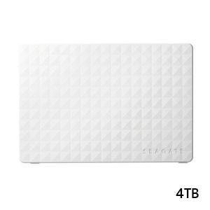 外付けハードディスク/USB3.1対応/4TB/Seagate New Expansion MXシリーズ/ホワイト SGD-MX040UWH|akibaoo
