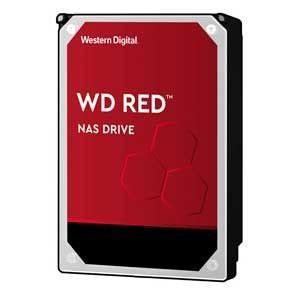 3.5インチ 内蔵HDD WD Red NAS 4TB 5400rpm class SATA 6Gb...