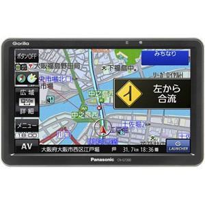 7V型 ワンセグ内蔵 SSDポータブルカーナビゲーション CN-G720D Gorilla|akibaoo