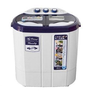 マイセカンドランドリー TOM-05 2槽式小型洗濯機