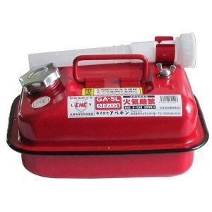 ガソリン携行缶 5L GA-5L|akibaoo