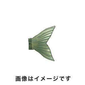 【メール便選択可】ガンクラフト GANCRAFT ジョインテッドクローマグナム用 230スペアテール #01 ブラックスモーク|akibaoo