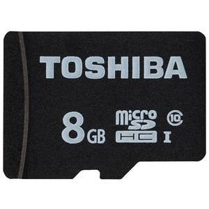 【microSDHC 8GB】MSDAR40N08G【UHS-I】【class10】 akibaoo