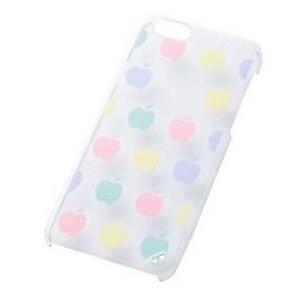 iPhone6/6s用デザイン・シェルジャケット/リンゴ RT-JP7C3/AP|akibaoo