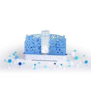 セキスイ 自然気化式加湿器うるおい雪花 ブルー ULF-YD-TB|akibaoo