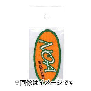 【メール便選択可】ロデオクラフト Rodio ロゴワッペン NOA|akibaoo
