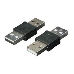 変換プラグ USB中継 Aオス-Aオス USBAA-AA|akibaoo