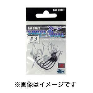 ガンクラフト GANCRAFT シェイプスフック #3 akibaoo