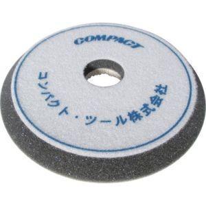 コンパクトツール COMPACT TOOLS ウールテーパーバフ 黒 10X150X30 21025|akibaoo