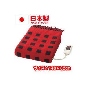 椙山紡織 SB-H501-R 電気ひざ掛け レッド Sugibo|akibaoo