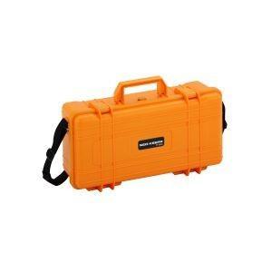 樹脂製ハードケース R-304 オレンジ 【メーカー直送 代引・離島不可】|akibaoo
