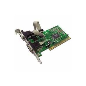 RS232Cシリアルポート増設PCIボード 2ポート SD-PCI9835-2SL|akibaoo