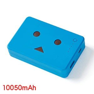 cheero Power Plus DANBOARD version 10050mAh Bubble Blue CHE-096-BLの商品画像|ナビ