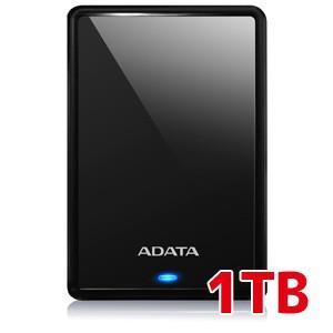 ADATA AHV620S-1TU31-CBK 外付けHDD 1TB ブラック ハードディスク|akibaoo