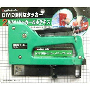 DIYに便利なタッカー 09-101の関連商品1