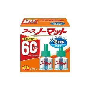 アースノーマット 取替えボトル60日用 無香料 2本入 akibaoo