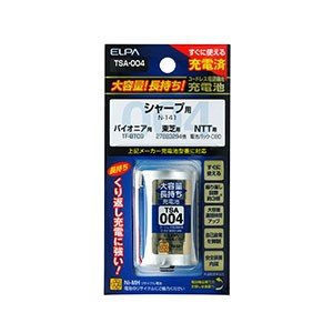 大容量長持ち充電池 TSA-004|akibaoo