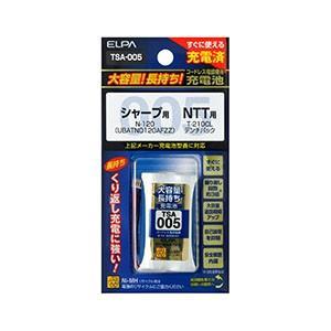 大容量長持ち充電池 TSA-005|akibaoo