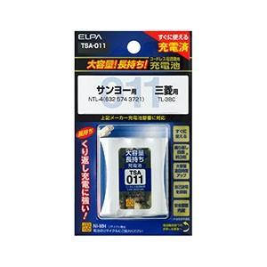 大容量長持ち充電池 TSA-011|akibaoo
