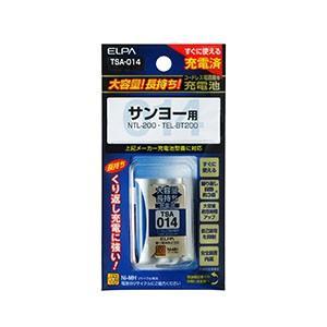 大容量長持ち充電池 TSA-014|akibaoo