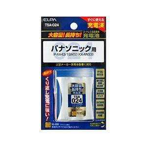 大容量長持ち充電池 TSA-024|akibaoo