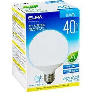電球形蛍光灯G形 40W形 EFG10ED/8-G041H|akibaoo