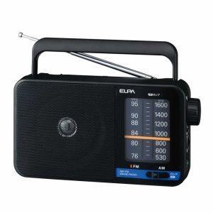 AM/FMポータブルラジオ ER-H100|akibaoo