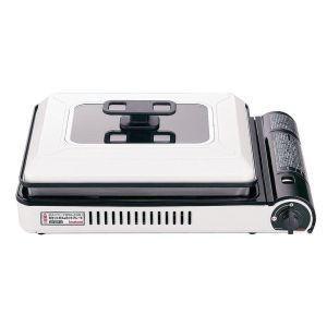 カセットガスホットプレート CB-GHP-A 焼き上手さんα カセットこんろとしても使える