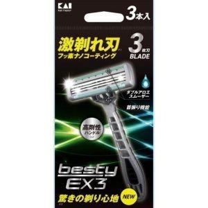 besty EX3 3本入 GA0071Q|akibaoo