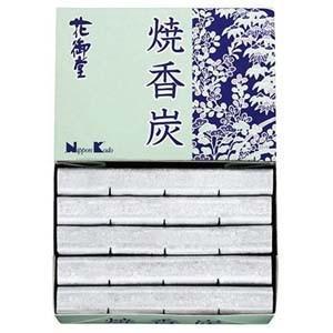 日本香堂 花御堂 焼香炭 92011 お線香 火種|akibaoo