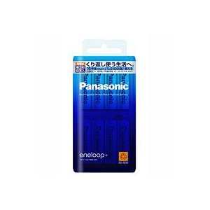 エネループ(eneloop・単3電池8本) BK-3MCC/...