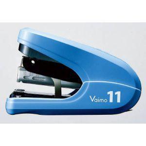 ホッチキス Vaimo11 FLAT(バイモ11フラット) ブルー HD-11FLK/B akibaoo