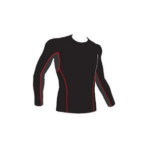 防風保温ミッドインナー ACTIVE 長袖 LL 胸囲:100〜110cm A200-0766|akibaoo