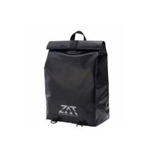 ZAT 防水素材 無縫製バック リュックタイプ ブラック G300-6409
